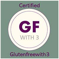 Gluten Free With Three