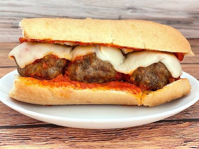 You are currently viewing Meatball Parmesan Hero