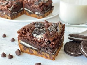 Cookie Brownie Supreme