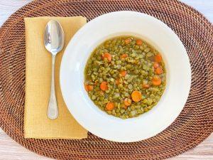 Vegeterian Split Pea Soup