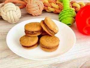 Gluten Free Dog Macarons